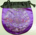 Mala Bag, Purple