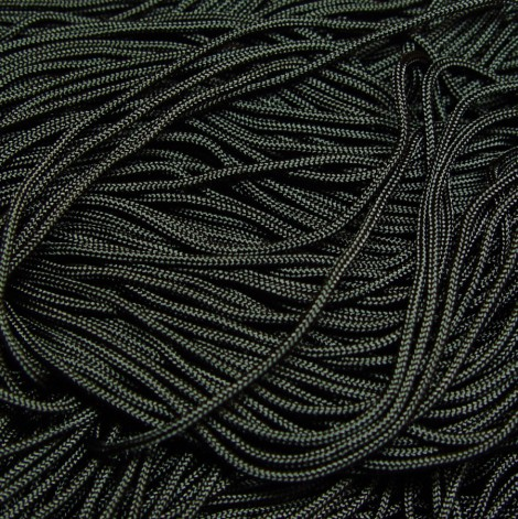 Black Braided Nylon, Chinese Knotting Cord