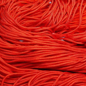 Red Braided Nylon, Chinese Knotting Cord